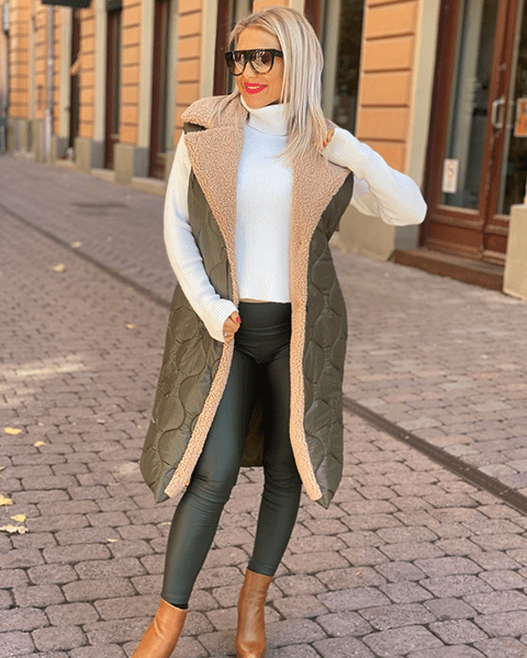 Kabátok és mellények