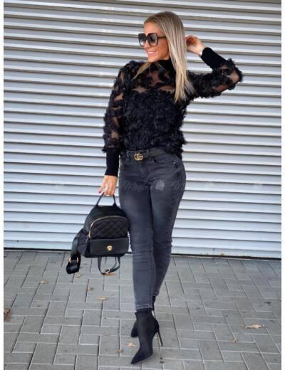 Backpack - fekete