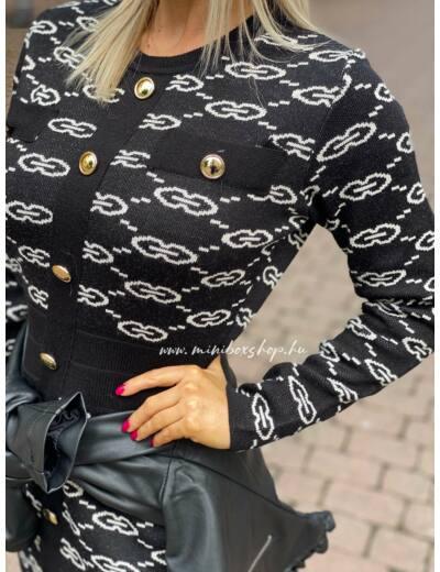 GRAND mintás ruha