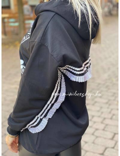MIA kapucnis pulóver