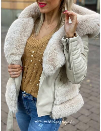 PEARL kötött pulóver
