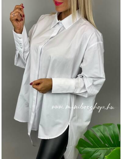 EXTRA fehér ingruha