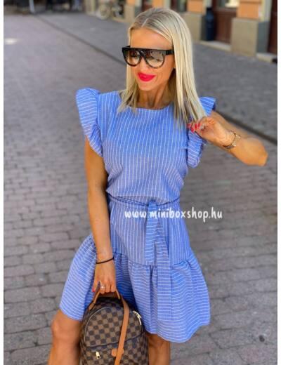 Farmerszínű női nyári ruha