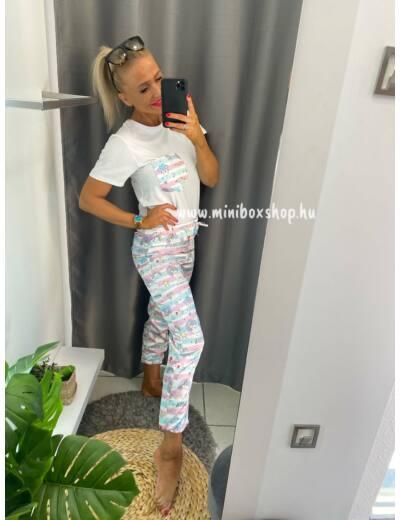WOMEN 3db-os cuki pizsama