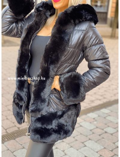 BRIO szőrmés kabát