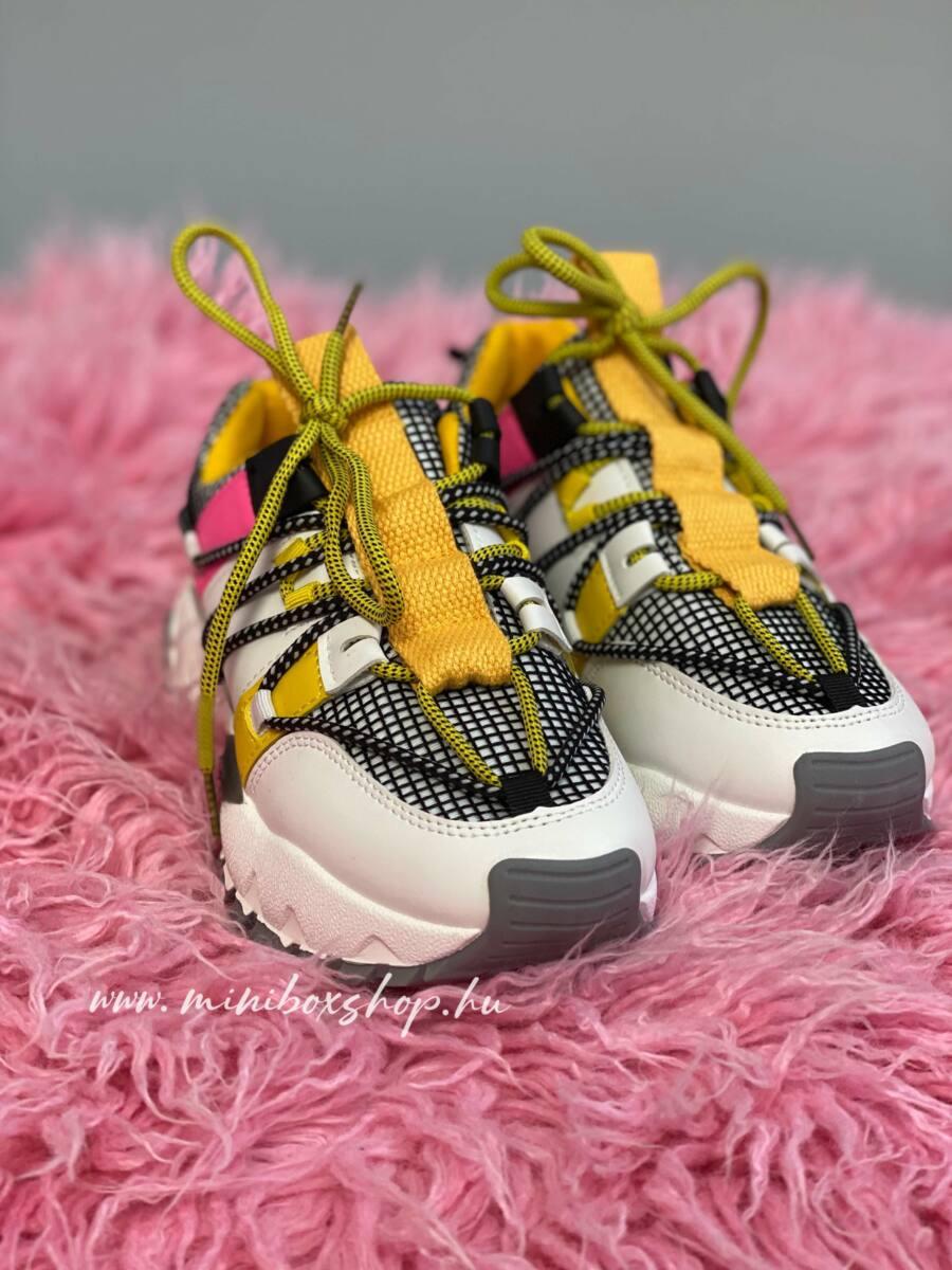 Citrom fresh sportcipő