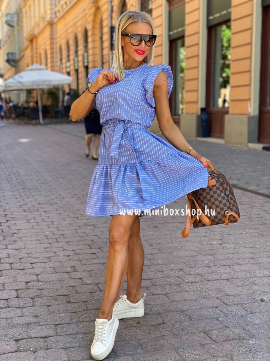 farmerhatású női ruha